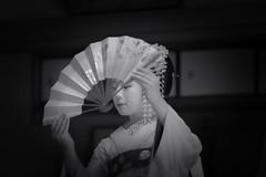Maiko_20190526_121_26 (Maiko & Geiko) Tags: 20190526 eishoin temple kanohisa kyoto maiko 舞妓 栄摂院 叶久 京都 叶家 kanoya ksumika