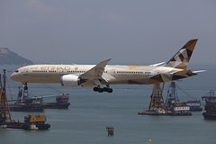 A6-BLJ, Boeing 787-9, Etihad, Hong Kong (ColinParker777) Tags: a6blj boeing b787 b789 b7879 787 789 7878 dreamliner aircraft airliner airplane plane fly flying flight landing approach finals ey eth etihad airlines airways air from abu dhabi world vhhh hkg hong kong hksar china chek lap kok international airport canon 5dsr 200400 l lens zoom telephoto pro spotting spotter planespotter