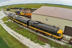 Stored (Trainboy03) Tags: keokuk junction railway kjry pioneer railcorp prex 1750 laharpe illinois il