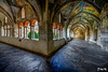 The Cloister... Timeless Treasure (Don's PhotoStream) Tags: italy cloister church art nikon 14mm donsphotostream