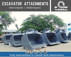 Verga Attachments- Excavator Attachments Manufacturer (VergaAttachments) Tags: vergaattachments excavator excavatorbuckets excavatorattachments excavatorequipment skidsteer hitches couplers grapples palletframes rippers treeshears thumbs snowploughs custombuiltattachments skidsteerattachments wheelloader wheelloaderattachments trulyinternational mining construction earthmoving landscaping worktools skidsteerworktools constructionattachments loader loaderattachments gravskopa gravskopor diggingbucket graveskuffe diggerbucket minidigger