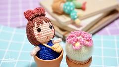 ORG_DSC02334 (Nara Dolly) Tags: amigurumi kikideliveryservice crochet