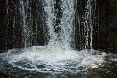 Waterfall at Jesmond Dene, Newcastle upon Tyne (alisonhalliday) Tags: crazytuesday water jesmonddene waterfall newcastleupontyne canoneos77d canonefs18135mm smileonsaturday letitflow white