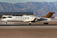 Cirrus Aviation | Bombardier Learjet 45XR | N108KN | Las Vegas McCarran (Dennis HKG) Tags: cirrusaviation aircraft airplane airport plane planespotting bizjet businessjet canon 7d 100400 lasvegas mccarran klas las bombardier learjet learjet45 lj45 n108kn