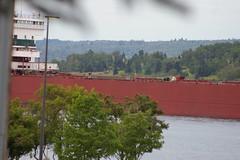 Leaving Port (djpopp) Tags: edgar speer 1000 foot laker