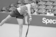 norland d. cruz photography: 2019 french open champion ashleigh barty of australia is trying to win another grand slam title at the on-going u.s. open in new york (in black and white) (norlandcruz74) Tags: speed lens high nikon photographer zoom fast gear iso telephoto american filipino nikkor dslr pinoy wta afs dx shutterbug telefoto usta shuttter d7200 world new york summer ny sports sport major slam 5 top australian champion meadows australia grand august womens player queens tennis cruz ash ashleigh aussie singles no2 usopen flushing grandslam 2019 frenchopen barty norland ranked fila black white monochrome