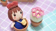 ORG_DSC02327 (Nara Dolly) Tags: amigurumi kikideliveryservice crochet