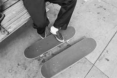 8.18.19 (arterial spray) Tags: 35mm 400 anihero bw bayarea black boxspeed ca california curb dalliswillard dues film fuckingawesome kodak man men nikon old pier27 sanfrancisco sf skate skateboard skateboarding skater slappy trix vans