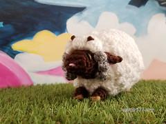 SS19 w00l00 (mochillery) Tags: amigurumi crochet plushies cute handmade mochillery pkmn pkmnswsh wooloo galar