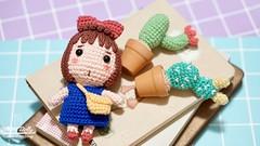 ORG_DSC02336 (Nara Dolly) Tags: crochet amigurumi kikideliveryservice
