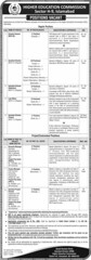 HEC Latest Jobs 2019 Advertisement www.hec.gov.pk Apply Online (mj00712) Tags: jobs career careeropportunities careeropportunity filectory jobposting jobspostings jobpostings jobupdates jobsearch jobseeking jobopenings job careers hec accounting law