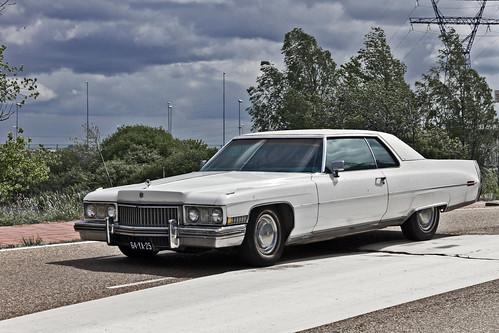 Cadillac Coupé DeVille 1973 (1875)