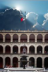 Palais présidentiel mexicain (Jeff-Photo) Tags: 7d canon mexico mexique voyage palaisprésidentiel