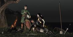 CONTEST ENTRY -- Le Morte d'Arthur (eiloodoolittle) Tags: tresbeau monument royal armory old treasures bamse eudora junbug anypose kunst