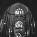 Interior catedral de Toledo