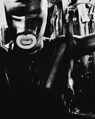 Rubber Bondage (Domina Sreni Mistress Milano - dominasreni.net) Tags: dominasreninet dominasreni rubber latex bdsm rubberslave restarints fullrubber smstudio sm bondage dungeon dominatrix italiandominatrix mistress rubberhood milanomistress