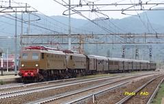 E 428-202 - 2017/09/30 - 001 - Arquata Scrivia (pierrealainduchiron) Tags: fondazione fs e428 treno