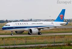 F-WWDS Airbus A320 Neo China Southern (@Eurospot) Tags: b30aa fwwds airbus a320 neo 9159 chinasouthern toulouse blagnac