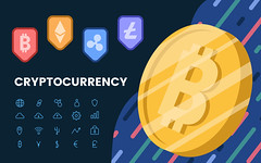 What is Cryptocurrency All About? (isabellaaria) Tags: account alternativecurrency bitcoin blockchain business cloud coin crypto cryptocurrency currency digital digitalasset digitalcurrency distributedledger economy electroniccash ethereum exchange finance financial global globaleconomy goldencoin graphic growing growth icon illustrated illustration internet litecoin mixed money online payment pin protection ripple safety set shield sign symbol system technology trading various vector worldwide