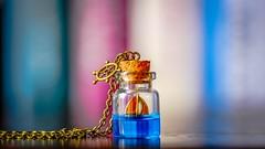 Water - 7304 (✵ΨᗩSᗰIᘉᗴ HᗴᘉS✵84 000 000 THXS) Tags: water boat bottle color blue macro belgium europa aaa namuroise look photo friends be yasminehens interest eu fr party greatphotographers lanamuroise flickering