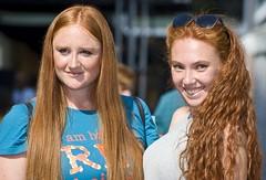 Redhead Days 2019 (Mary Berkhout) Tags: maryberkhout roodharigendag2019 tilburg redheaddays2019 netherlands ginger rood red roodharig roodhaar glimlach smile portret portrait