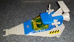 LL 914 (Constender) Tags: lego classic space spaceship ll918 ll 918 moc