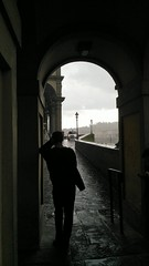 Rainy Day in Florence (Kulawy Strzelec) Tags: 2018 europa europe october październik autumn fall jesień nokia michalkawecki florencja firenze florence town miasto italia italy włochy toskania tuscany toscana rain water melancholy