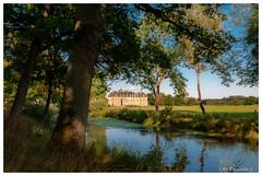 Château de Pange (Pascale_seg) Tags: landscape paysage rivière river riverscape pange moselle lorraine grandest france nikon château castle castello campagne countryscape nature natura monument verdure
