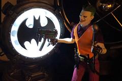 New Arrivals: The Joker (misterperturbed) Tags: mezco mezcoone12collective one12collective clownprinceofcrime thejoker dccomics batsignal