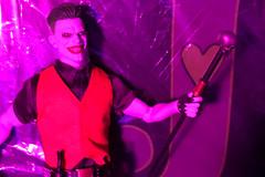 The Clown Prince of Crime (misterperturbed) Tags: dccomics thejoker mezco clownprinceofcrime one12collective mezcoone12collective lifx