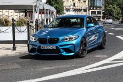 Poland Indiv. (Mazowieckie) - BMW M2 Coupé F82 (PrincepsLS) Tags: poland polish individual license plate w mazowieckie warsaw spotting dgm2 bmw m2 coupé f82