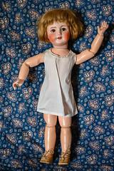 One more bisque doll (3/3) (tatika2mag) Tags: unisfrance bisquedoll poupée têteenporcelaine