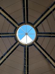 Washington, DC Reagan National Airport (army.arch) Tags: washington districtofcolumbia dc arlington virginia va national reagannational airport césarpelli lookingup ceiling