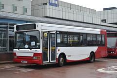Powells Bus 21 MM51XVB (Will Swain) Tags: sheffield 19th july 2019 bus buses transport transportation travel uk britain vehicle vehicles county country england english south yorkshire powells 21 mm51xvb coach dennis dart former m99slt lancs 9 wigan slt