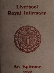This image is taken from An epitome : a short account of the Liverpool Royal Infirmary 1745 to 1922 (Medical Heritage Library, Inc.) Tags: liverpool royal infirmary hospitals history england wellcomelibrary ukmhl medicalheritagelibrary europeanlibraries date1922 idb3062325x
