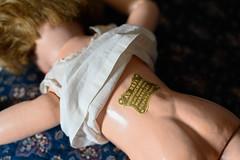 One more bisque doll (2/3) (tatika2mag) Tags: unisfrance bisquedoll poupée têteenporcelaine