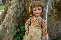 One more bisque doll (1/3) (tatika2mag) Tags: unisfrance bisquedoll poupée têteenporcelaine