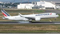 Air France A350-941 msn 331 (dn280tls) Tags: air france a350941 msn 331 fwzfn fhtya a350 a350af