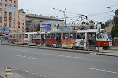 Tatra T3 3011 Харків (Кевін Бієтри) Tags: tatra t3 tatrat3 tatrat33011 харків tram tramway kharkiv kharkov kharkivtrainstation kharkivpass sex sexy d3200 d32 d32d nikond3200 nikon kevinbiétry kevin spotterbietry kb ukraine ukraïna ua