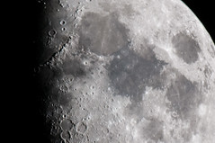 Lunar Maria (SBGrad) Tags: 2019 alr d300s dobsonian nikon orion astronomy outerspace telescope