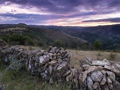 Lever de soleil depuis le sommet de Girelles (penelope64) Tags: lozère cévennes france nature olympusem1 leverdesoleil sunrise paysage
