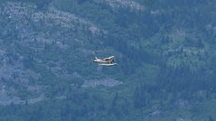 Mountain Flight (jmaxtours) Tags: flight mountainflight whistlerbritishcolumbia whistler whistlerbc floatplane bushplane dehavillandcanadadhc2beaver beaver dehavilland dehavillandbeaver tyaxair