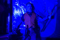 Joker Blues (misterperturbed) Tags: clownprinceofcrime dccomics mezco mezcoone12collective one12collective thejoker
