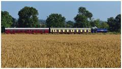 3839 Wimblebury. (F Woz) Tags: steamtrain foxfield heritagerailway railway northstaffordshire uk 3839wimblebury nikond7200
