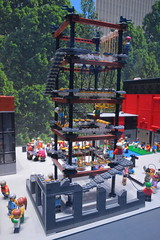 High Ropes Course at Bear Grylls (CoasterMadMatt) Tags: park sculpture amusement model lego centre models structure theme discovery legoland themeparks miniland discoverycentre indoorthemepark legomodels englishthemeparks themeparksinengland legolandbirmingham legolanddiscoverycentrebirmingham birminghamminiland legolanddiscoverycentrebirmingham2019 high rope assault course ropes assaultcourse highropes highropescourse bear adventure nec grylls beargrylls nationalexhibitioncentre thenec beargryllsadventure build builds inlego legobuilds birminghaminminiature westmidlandsinlego landmarks landmark landmarksinlego uk greatbritain winter england west march birmingham photos unitedkingdom britain photographs gb westmidlands attraction attractions midlands brindleyplace nikond3200 2019 themidlands merlinentertainments coastermadmatt coastermadmattphotography march2019 winter2019 legolandparks europe birminghamattractions