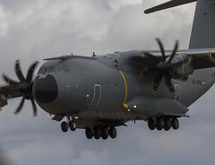 Airbus A400M (Hawkeye2011) Tags: aircraft aviation airshow airbus a400m riat raffairford uk 2019 military transport spanish