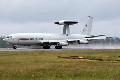 LX-N90448 / NATO Airborne Early Warning Force / Boeing E-3A Sentry (Charles Cunliffe) Tags: canon7dmkii aviation montdemarsanairbase lfbm natoairborneearlywarningforce nato boeinge3asentry lxn90448