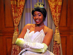 Princess Tiana (meeko_) Tags: princess tiana princesstiana theprincessandthefrog characters disneycharacters princessfairytalehall fantasyland magic kingdom magickingdom themepark walt disney world waltdisneyworld florida
