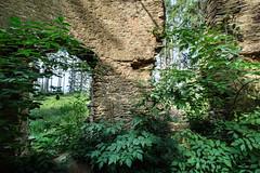 Ruined wind mill Radvanov (The Adventurous Eye) Tags: ruined wind mill radvanov medieval architecture history zřícenina větrný mlýn