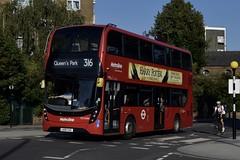 Metroline Alexander Dennis Enviro400H MMC (TEH2086 - LK15 CUG) 316 (London Bus Breh) Tags: metroline metrolinetravel metrolinetravellimited alexander dennis alexanderdennis alexanderdennislimited adl alexanderdennisenviro400hmmc enviro400hmmc e40h mmc hybrid hybridbus hybridtechnology teh teh2086 lk15cug 15reg london buses londonbuses bus londonbusesroute316 route316 queenspark carltonvale fernheadroad tfl transportforlondon